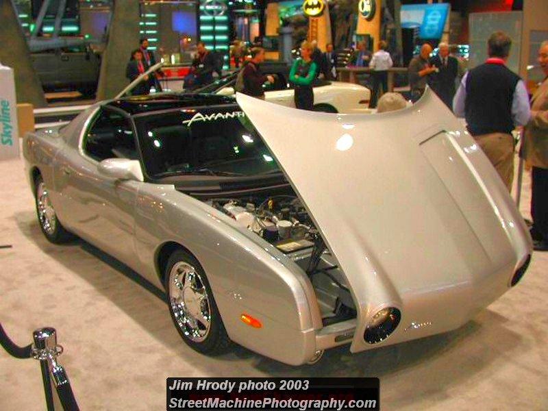 Chicago Auto Show StreetMachinePhotographycom - Mccormick place car show