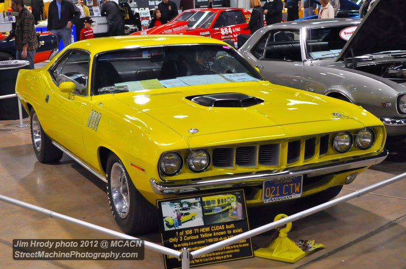 Muscle Car And Corvette Nationals 2012 Streetmachinephotography Com
